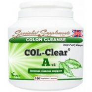 Col-Clear 'A' (Colon Cleanse) 100 Caps